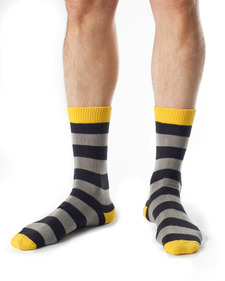 Jack - Men's Organic Cotton Fashion Socks