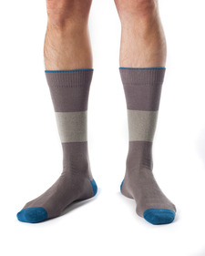 Locke - Men&#x27;s Organic Cotton Fashion Socks