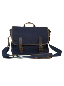 Women's Canvas Messenger Bag