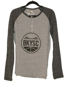 BKYSC Crown Baseball Henley