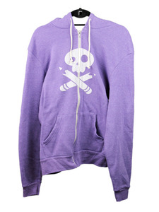 Story Pirates Purple Hoodie