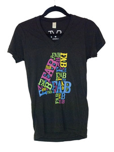 FAB Colorburst V-Neck