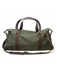 Women's Organic Duffle Bag