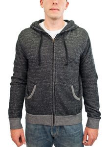 Organic Fleece Hoodie