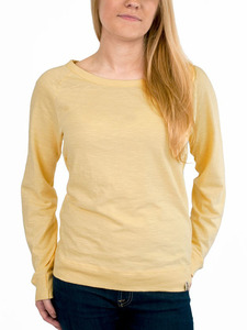 Women's Organic Long Sleeve Tee