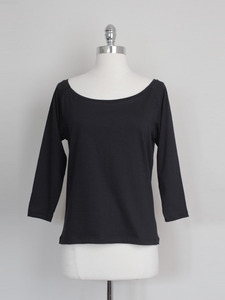 Taurus Boatneck Tee
