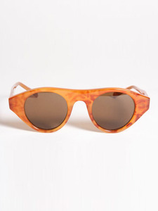 Gangnam Style Amber Sunglasses