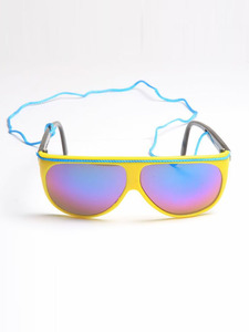 Little Wing Neon Sunglasses
