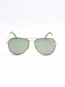 Midas Touch Aviator Sunglasses