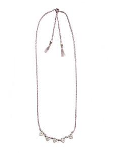Better Than Geometry Silver Necklace