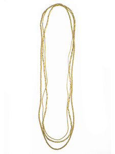 Pursuit of Happiness Gold Necklace