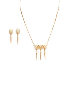 Pavlova Earring & Necklace Set