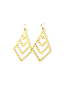 Rhombi II Earrings
