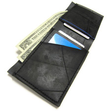 Recycled Rubber Bi Fold Wallet