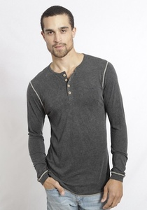Bamboo Henley