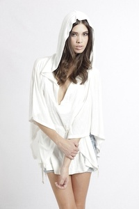Bamboo Poncho