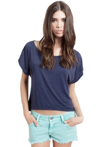 Bamboo Solid Hot Tee