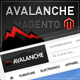 Avalanche Magento Theme
