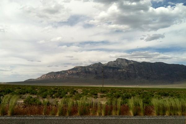 Route 50/6 in Utah