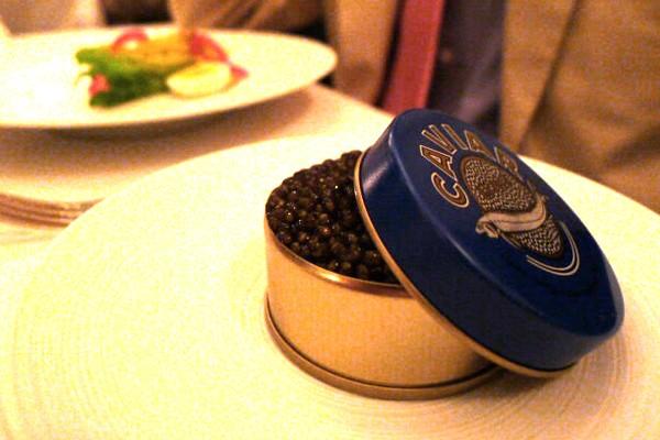 Caviar Course
