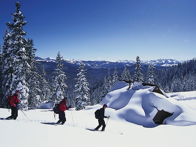 Aspen Huts