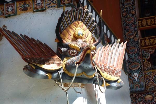 Bhutan totem