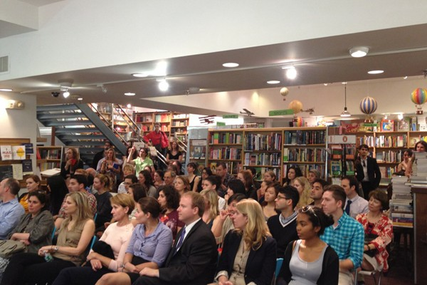 McNally Jackson Book Party