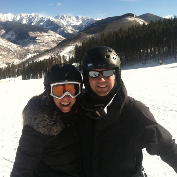 Dave and Malia Frame