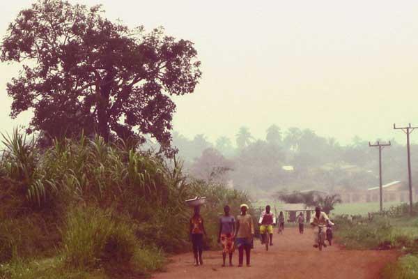 Hohoe, Ghana