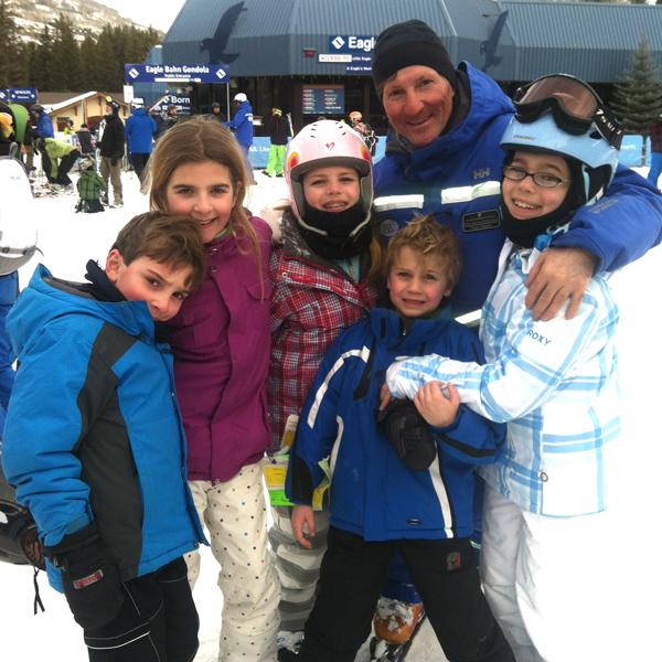 Ivan and Kids