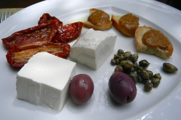 Pantelleria food