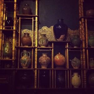 Peacock Room at Freer Gallery