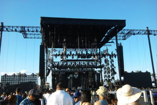 Coachella Stage