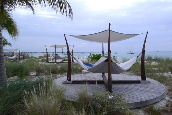 Beach hammock - Fathom - Turks And Caicos Is The Perfect Caribbean Island