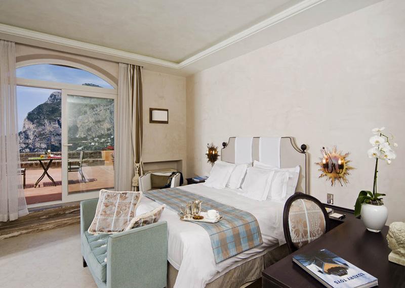 Punta Tragara Room