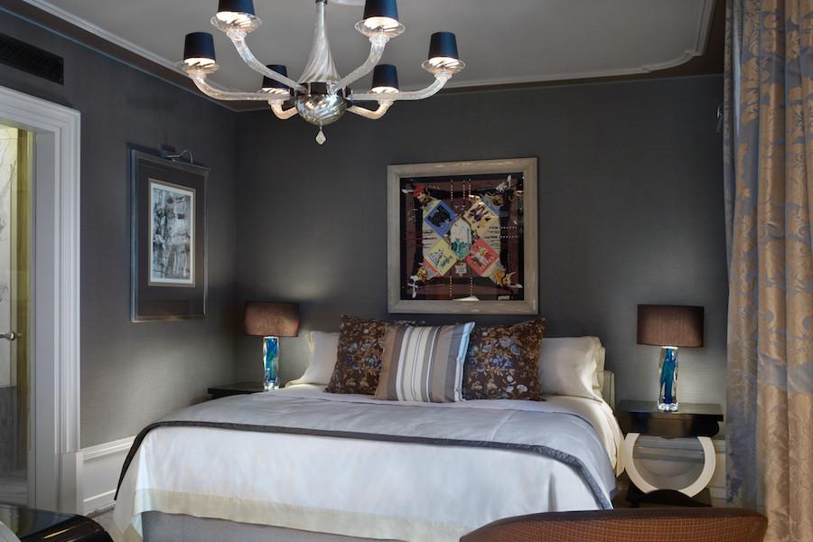 Donghia Suite Bedroom