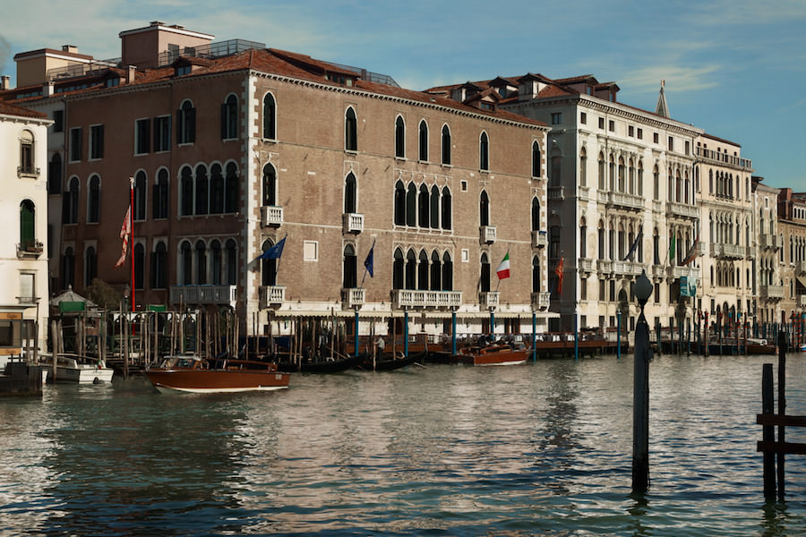 The Gritti Palace Exterior