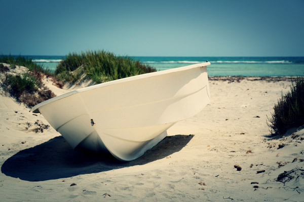 Zarzis beach