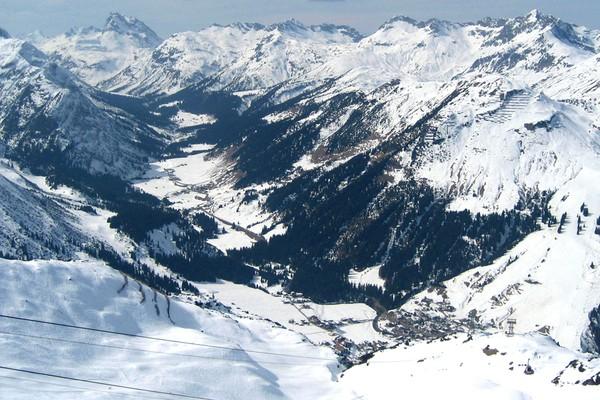 Zurs-Lech