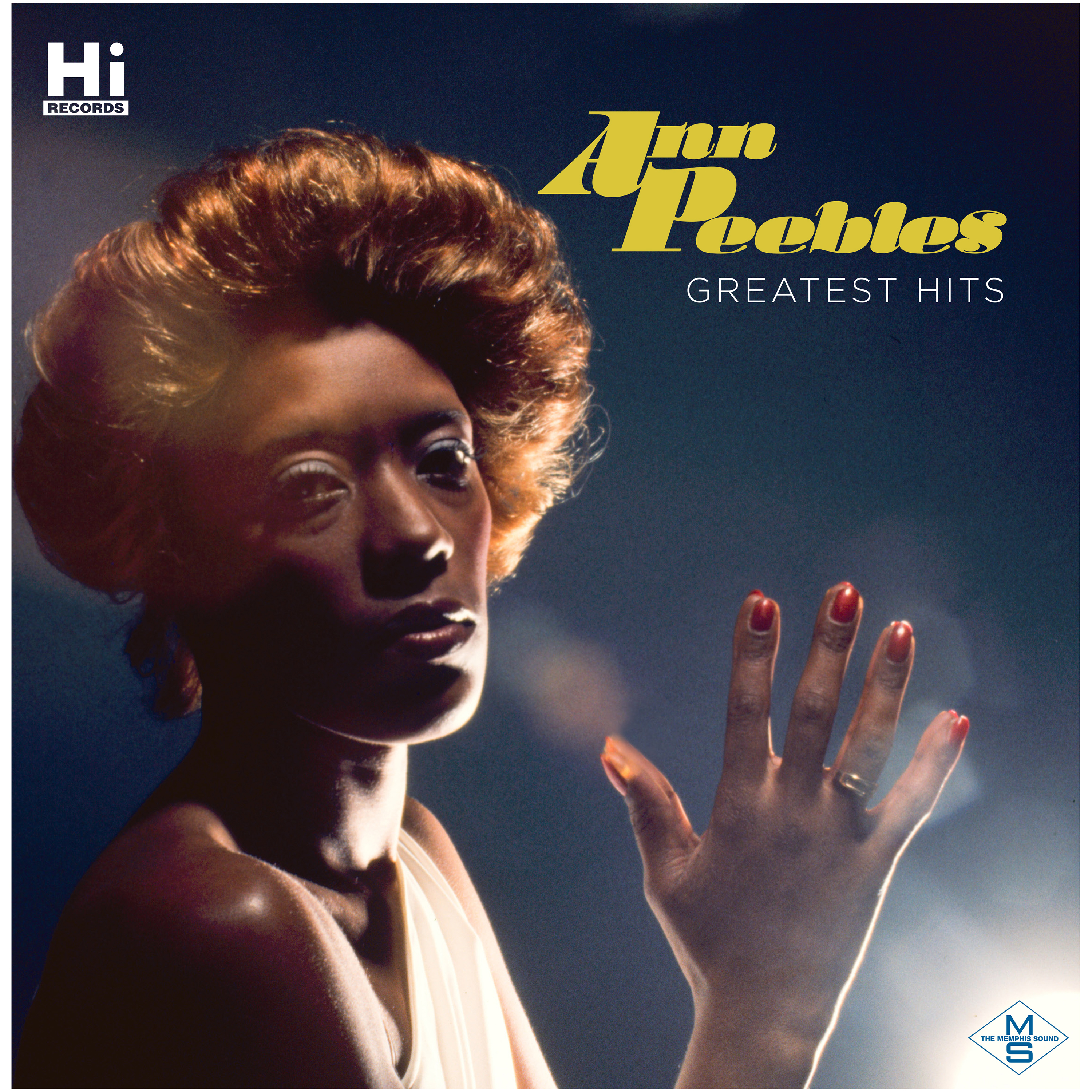 Ann Peebles Greatest Hits Out Now Fat Possum Records