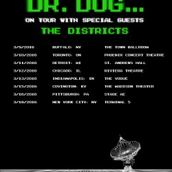 The Districts announce tour with Dr. Dog in March