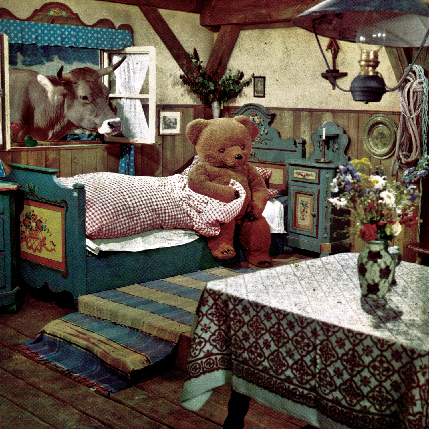John Congleton album cover 1500 x 1500