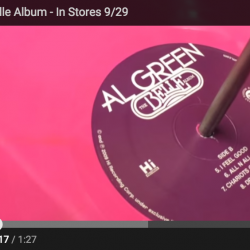 "Al Green's ""The Belle Album"" On Pink Vinyl"