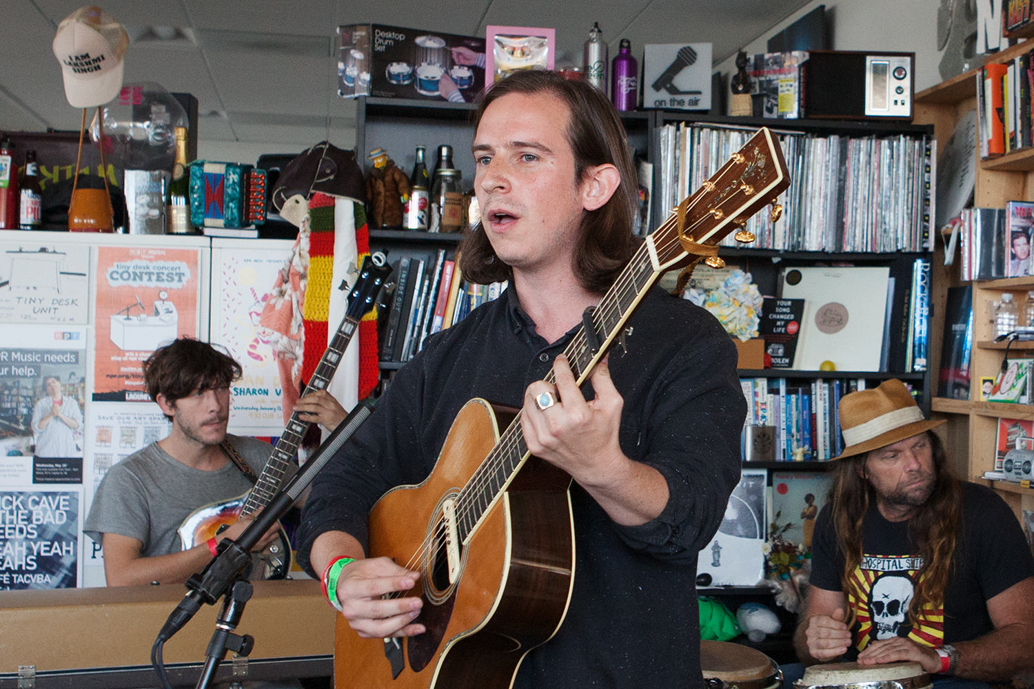Tiny Desk Concert with Adam Torres.