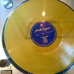 "Youth Lagoon ""Savage Hills Ballroom"" gold vinyl available now"
