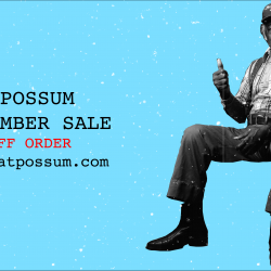 Fat Possum December Sale – 25% off your order the entire month of December