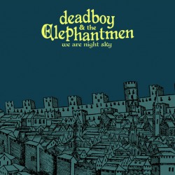 "Deadboy & the Elephantmen's ""We Are Night Sky"" out on vinyl this Halloween"