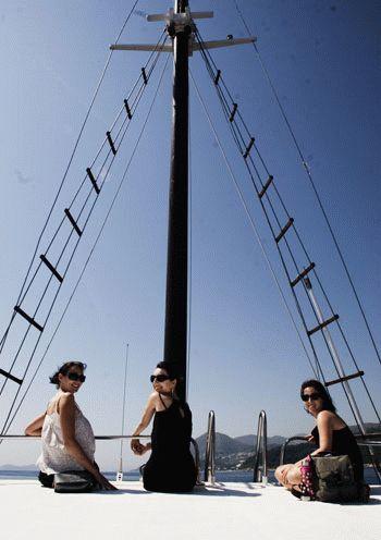 Busabout : Turkey Sail - 8 Days
