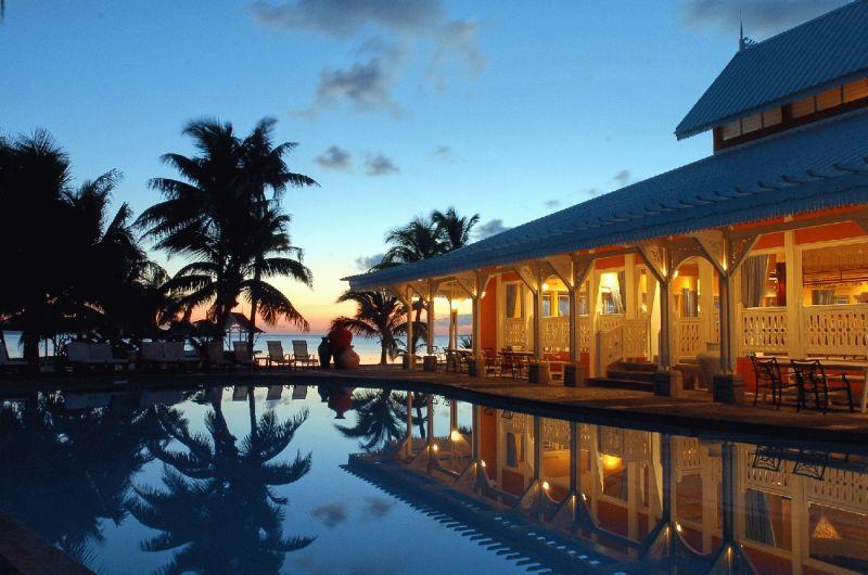 Mauritius - Preskil Beach Resort : 4 Star ex Johannesburg
