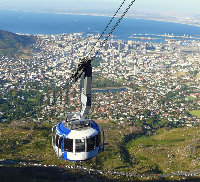 Cape Town - Protea Hotel Sea Point : 3 Star ex Johannesburg